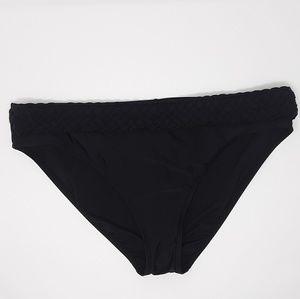 LA Blanca by Rod Beattie Black Bikini Bottoms 16